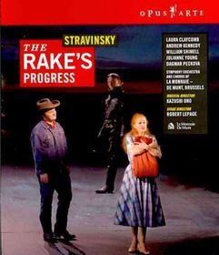 Stravinsky:Rake's Progress - (Region 1 Import Blu-ray Disc)