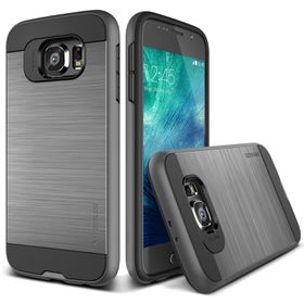 Verus Verge Steel Case for Samsung S6 - Silver