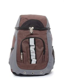 Eco Tracker Backpack - Grey Brown
