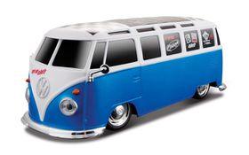 Maisto 1/24 R/C Volkswagen Samba Van - Blue