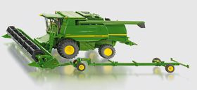 Siku 1/32 John Deere Combine Harvester T670i