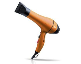 Ace Pro Turbo 2000 Watt Hairdryer - Orange