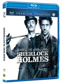 Sherlock Holmes (2009) (Premium Collection) (Blu-ray)