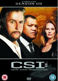 CSI Vegas: Crime Scene Investigation Complete Season 9 (DVD)