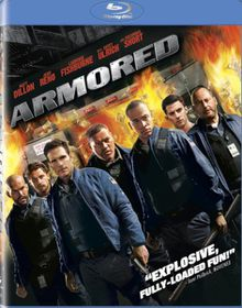 Armored (2009) (Blu-ray)