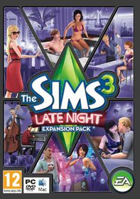 The Sims 3: Late Night (PC DVD-ROM/Mac)