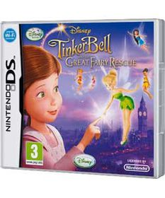 Disney Fairies: Tinkerbell and The Great Fairy Rescue (NDS)