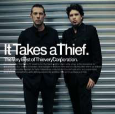 Thievery Corporation - It Takes A Thief - Best Of Thievery Corporation (CD)