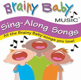 Brainy Baby - Sing Along Songs (CD)