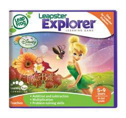 LeapFrog - Explorer Game - Fairies