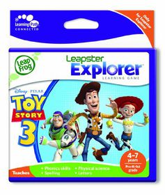 LeapFrog - Explorer Game - Toy Story 3
