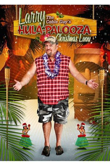Larry the Cable Guy Christmas