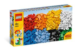 Lego Basic Bricks Large