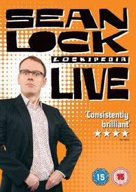 Sean Lock - Lockipedia Live - (Import DVD)