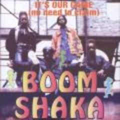 Boom Shaka - It's Our Game (No Need To Claim) (CD)