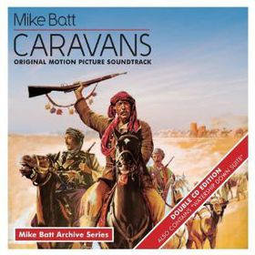 Mike Batt - Caravans / Watership Down (CD)