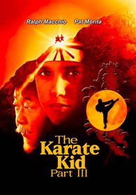 Karate Kid 3 - (Import DVD)