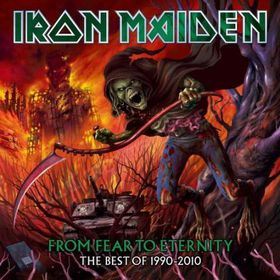 Iron Maiden - From Fear To Eternity - Best Of 1990-2010 (CD)