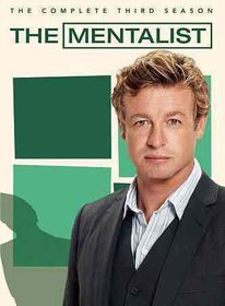 Mentalist:Complete Third Season - (Region 1 Import DVD)