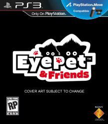 Eyepet & Friends: Move Edition (PS3 Move)