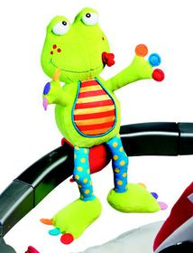 Tolo - Toys Mr Croak Travel Companion