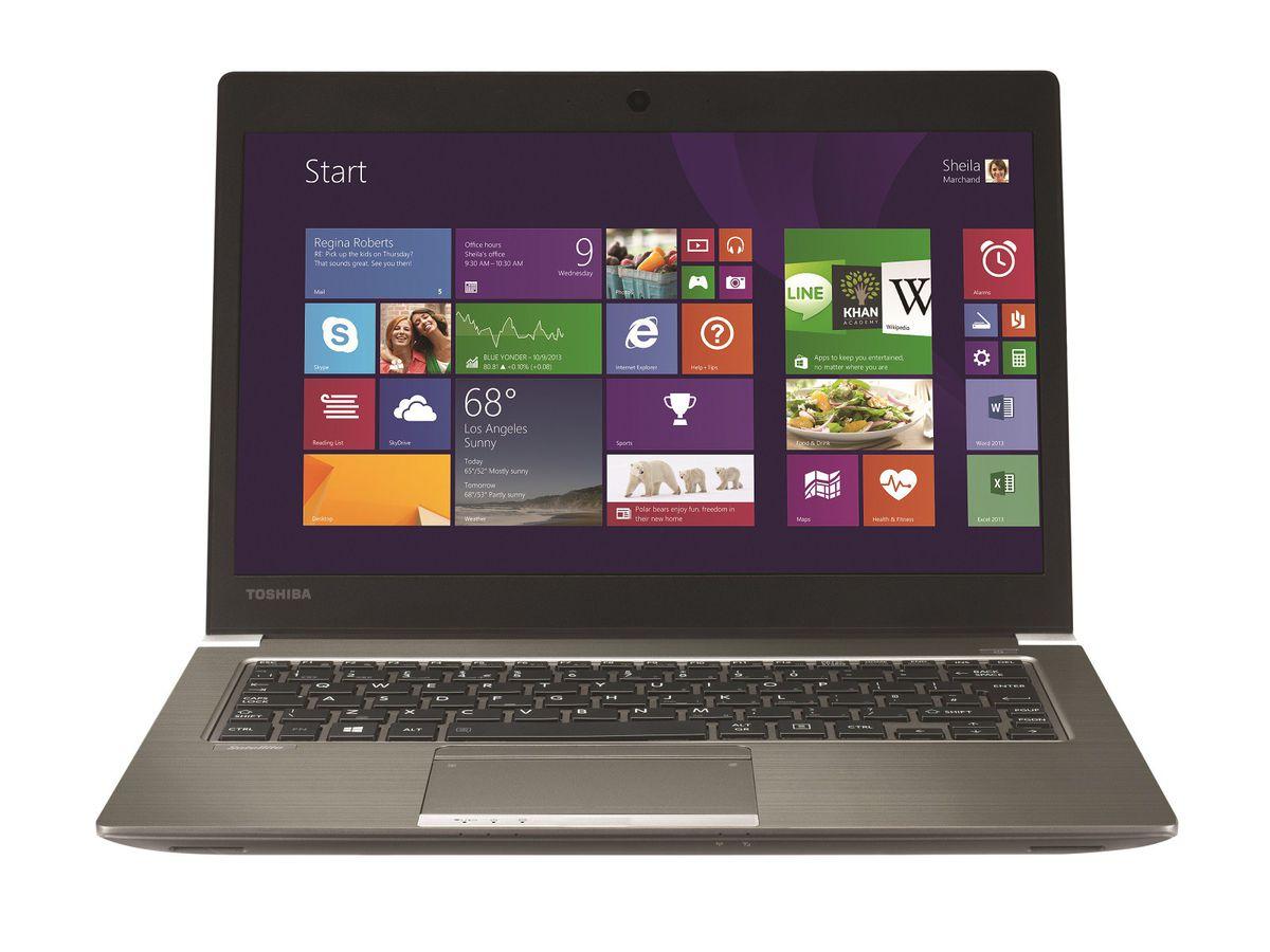 Toshiba portege z30 13 3 intel core i7 laptop buy for Toshiba portege r core i7