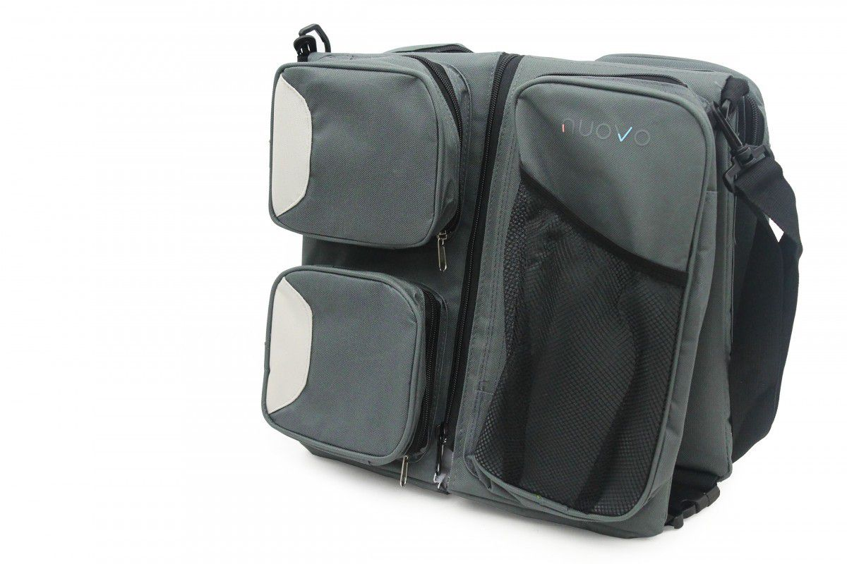 nuovo baby 3 in 1 carry and nappy bag grey buy online in south africa. Black Bedroom Furniture Sets. Home Design Ideas
