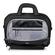 """Port Design Manhattan Toploading Briefcase 14/15.6""""- Black"""