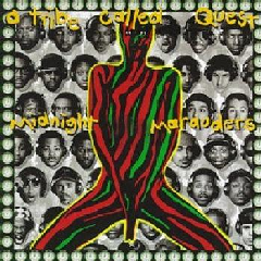 Midnight Marauders - (Import Vinyl Record)