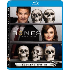 Bones Season 4 - (Region A Import Blu-ray Disc)
