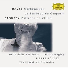 Ravel / debussy - Sheherazade, Danses, Ballades (CD)