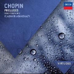 Ashkenazy, Vladimir - Preludes / Piano Sonata No.2 (CD)