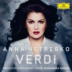 Netrebko, Anna - Verdi (CD)