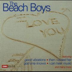Beach Boys - I Love You (CD)