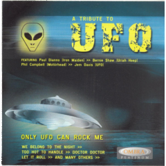 Tribute To Ufo - Tribute To UFO (CD)