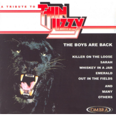 Thin Lizzy - Tribute To Thin Lizzy (CD)