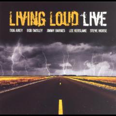 Living Loud - Live (CD)