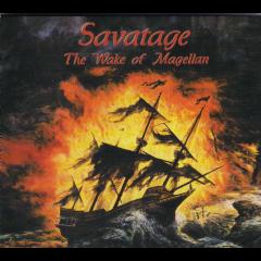 Savatage - The Wake Of Magellan (CD)