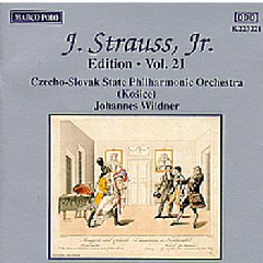 CSSR State Philharmonic Orchestra - Complete Orchestral Works Vol. 21 (CD)