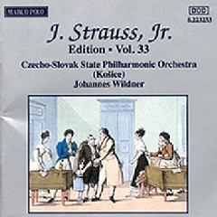 CSSR State Philharmonic Orchestra - Complete Orchestral Works Vol. 33 (CD)