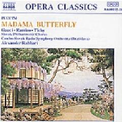 Miriam Gauci / Ramiro / Tichy / Boschkowa / Czech-Slovak Radio Symphony Orchestra - Madama Butterfly (CD)