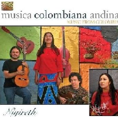 Niyireth - Musica Colombiana Andina - Music From Colombia (CD)