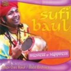 Das Paul, Bapi / Baul Bishwa - Sufi Baul - Madness & Happiness (CD)