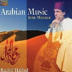 Halihal, Rachid - Arabian Music From Morocco (CD)