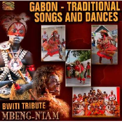 Gabon-traditional Songs And Dances - Various Artists (CD)