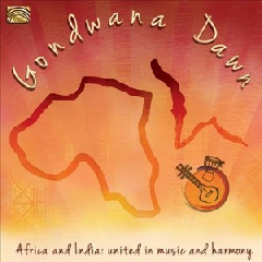 Hogarth, Robin / Sumitra Guha - Gondwana Dawn (CD)