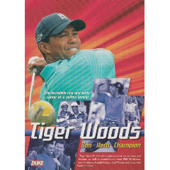 Tiger Woods-Son Hero & Champ. - (Import DVD)