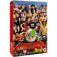 WWE: The Attitude Era (DVD)
