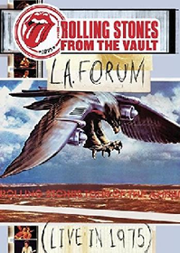 Rolling Stones - From The Vault L.A. Forum: Live In 1975 (DVD)