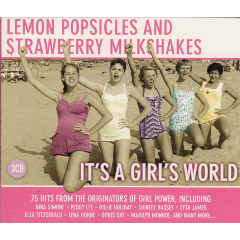 Lemon Popsicles & Strawberry Milkshakes - It's A Girl's World - Various Artists (CD)
